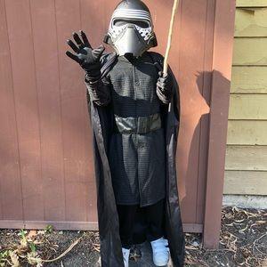 Other - Star Wars Kylo REN Black Disney store costume